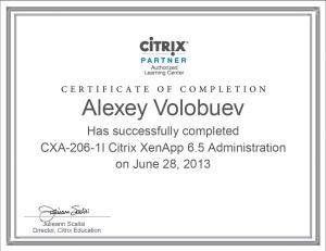 Citrxix_XenApp